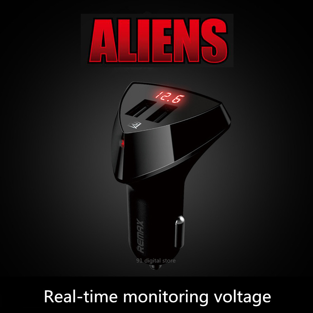 Universal Smart Real-time monitoring voltage Car Chs