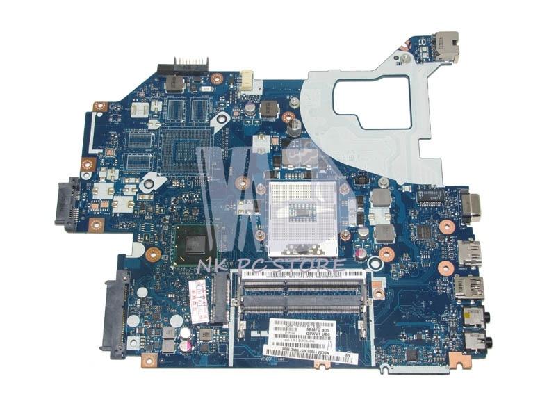 NBC1F11001 NB.C1F11.001 For Acer v3-571 v3-571g For Gateway NV56R Laptop motherboard Q5WV1 LA-7912P HM70  DDR3 женские сапоги ecco 351123 14 11001 01220