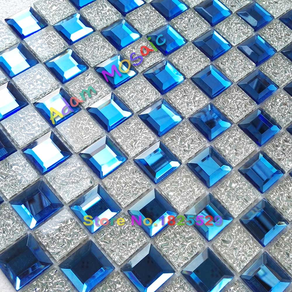 Mesh glass tile reviews online shopping mesh glass tile for Installing glass tile with mesh back