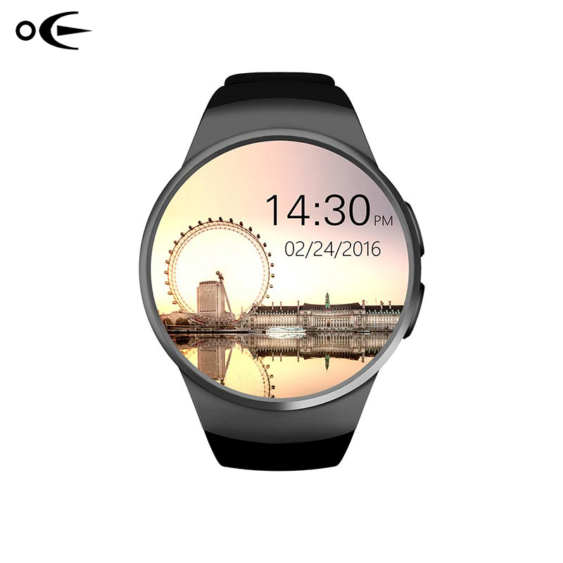 Fashion Heart Rate Monitor Smart Watch SIM TF Smartwatch Android 2.5D OGS Touch Screen Smart Wristwatch Bluetooth Facebook fashion heart rate monitor smart watch sim tf smartwatch android 2 5d ogs touch screen smart wristwatch bluetooth facebook buit