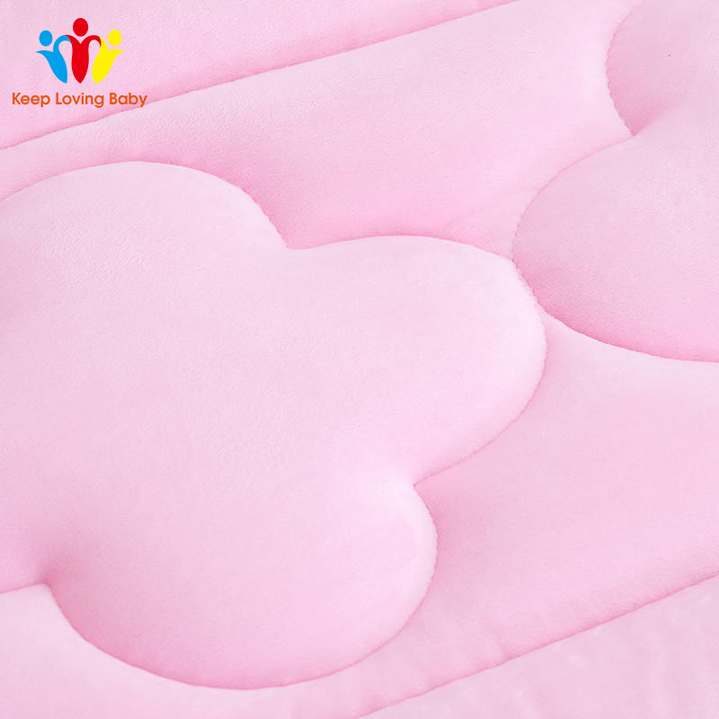 Baby Cute Mattress Infants Portable Foldable Washable Changing Breathable Newborn Cushion Reusable Diaper