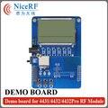 Wireless Transceiver Module Develop Board & Demo Board For 4431/4432/4432Pro RF Module