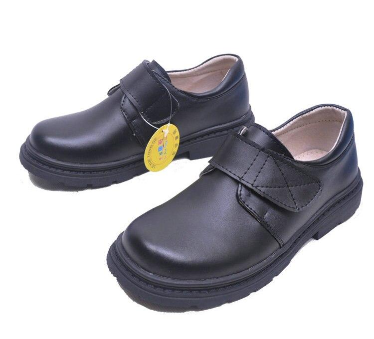 Mode jongens kinderen koe lederen schoenen student school schoenen - Kinderschoenen - Foto 2