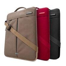 "Хайнс Новинка 2017 года сумки для ноутбуков ультрабук Футляр рукава сумка одноцветное Водонепроницаемый 11.6 ""13.3"" дюйма для MacBook ПК Lenovo"