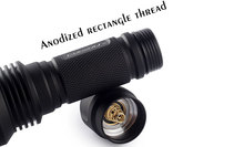 New Convoy C8 Cree XML2 U2-1A  LED Flashlight,torch,lantern,lanterna bike ,self defense,camping light, lamp,for bicycle