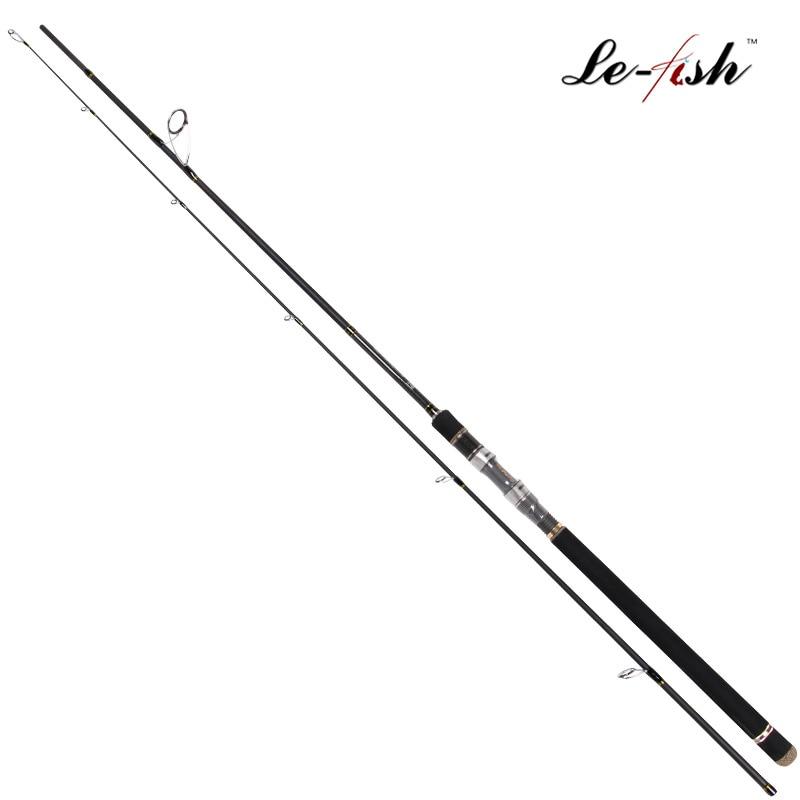 mikado nsc pole 800 без колец carbon M Power Fishing Rod Pole Carbon High Quality 2.4M 2.7M  15-40g Lure Spinning Rod Fishing Tackle Tools