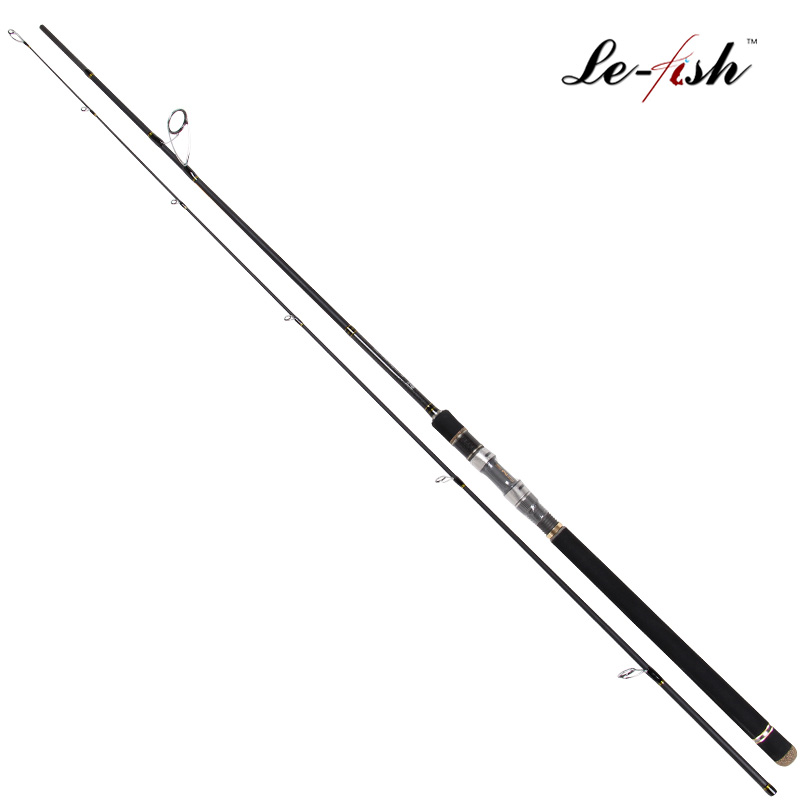 M Power Fishing Rod Pole Carbon High Quality 2.4M 2.7M 15-40g Lure Spinning Rod Fishing Tackle Tools