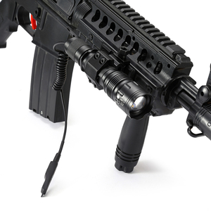 Image 4 - Alonefire TK104 cree L2 led 戦術ズーム銃懐中電灯ピストル拳銃エアガントーチライトランプ屋外ハンティング用
