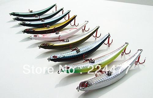 10g / 11cm Žvejybos kepimo kietieji plastikiniai maišai Minnow - Žvejyba - Nuotrauka 5