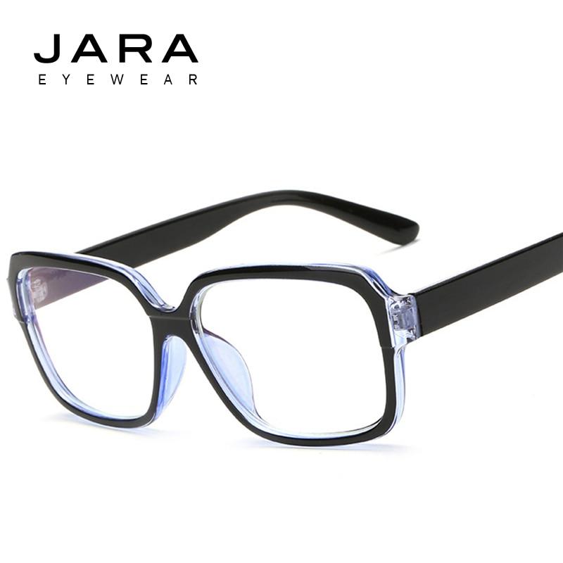 jara factory direct radiation protection spectacles men women big frame retro tide computer goggles optical eyeglasses
