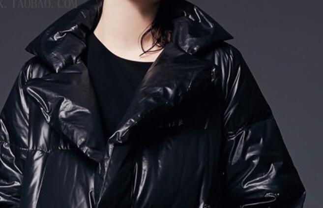Canard Manteau Duvet Black Manches Pagode Noir Haute Ultra Down Vestes Qualité Femme D'hiver Femmes Long Luxe Chaud Pq133 De Mode 2017 Nouveau wq4Za4F