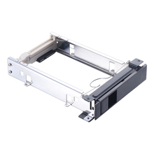 Uneatop 3.5in SATA hard disk bracket enclosure hot swap internal  Hdd Mobile Rack For High Definition Media Player