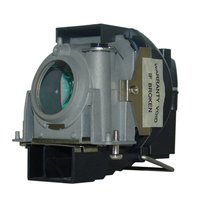 DHL Free Shipping Projector Lamp NP08LP For NC NP41 NP52 NP43 NP43G NP54 Projector Bulbs With