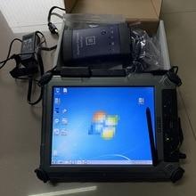 IX104 I7 ноутбук+ 240 ГБ SSD новое поколение множественный диагностический интерфейс G-M сканер G-M MDI с GDS2+ TECH2WIN готов к использованию