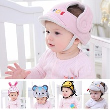 Baby Infant Head Protection Soft Hat Helmet Anti-collision Security Safety Helmet Sport baby play protective cotton caps 20% off michael frayn noises off a play
