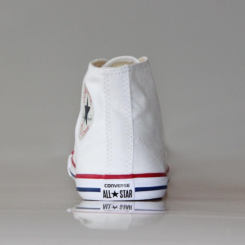 f6d77469d6a Nieuwe Originele Converse All Star Lente zomer dunne zolen sneakers vrouwen  hoge canvas schoenen Skateboarden Schoenen in Nieuwe Originele Converse All  Star ...