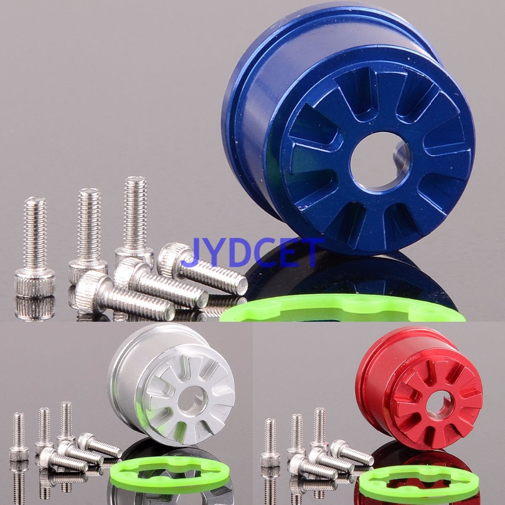 SUM011 Aluminum Differential Diff Case For RC 1/10 Model Traxxas Summit Slayer aluminum differential case for the traxxas x maxx trucks replacement for traxxas 7781