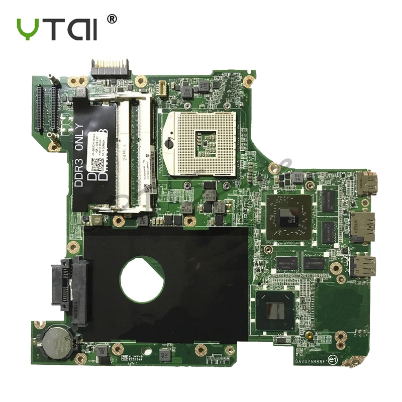 For DELL N4110 Laptop Motherboard CN-00FR3M 00FR3M 0FR3M HM67 DAV02AMB8F1 HD 6630M DDR3 Mainboard 100% tested intactFor DELL N4110 Laptop Motherboard CN-00FR3M 00FR3M 0FR3M HM67 DAV02AMB8F1 HD 6630M DDR3 Mainboard 100% tested intact