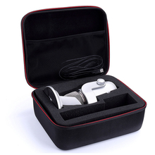 Newest Portable EVA Hard Case Bag for Blue Yeti Pro USB Microphone /Yeti Storage Shockproof Waterproof Carrying Bags