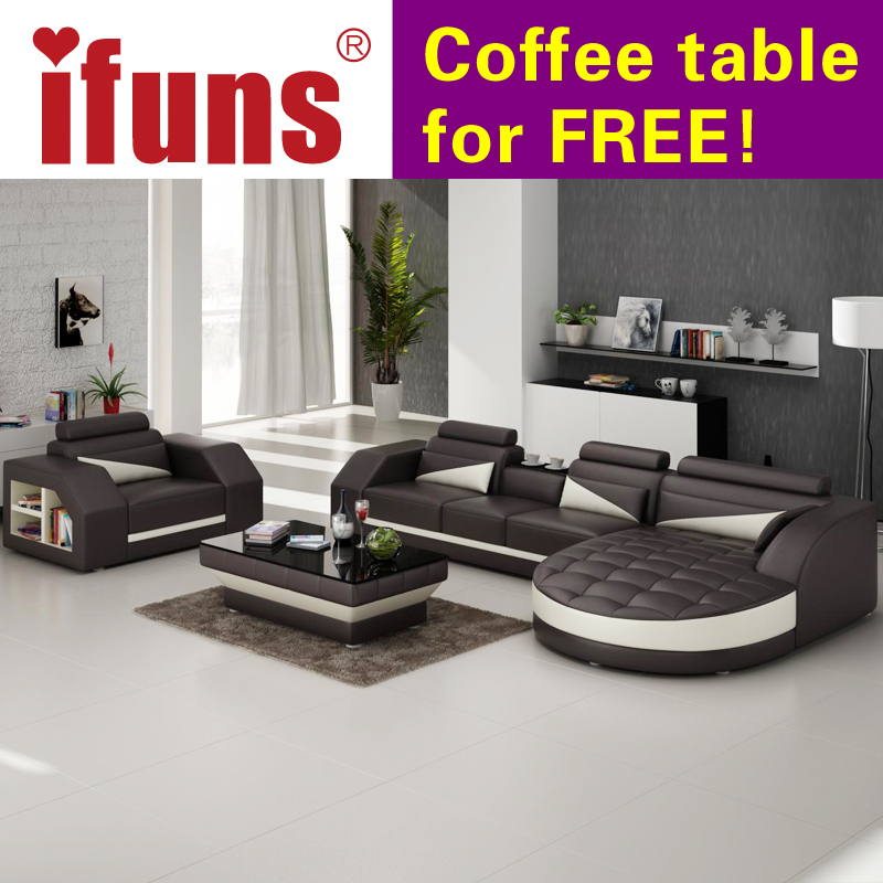 Buy ifuns designer corner sofa bed for Living room furniture companies