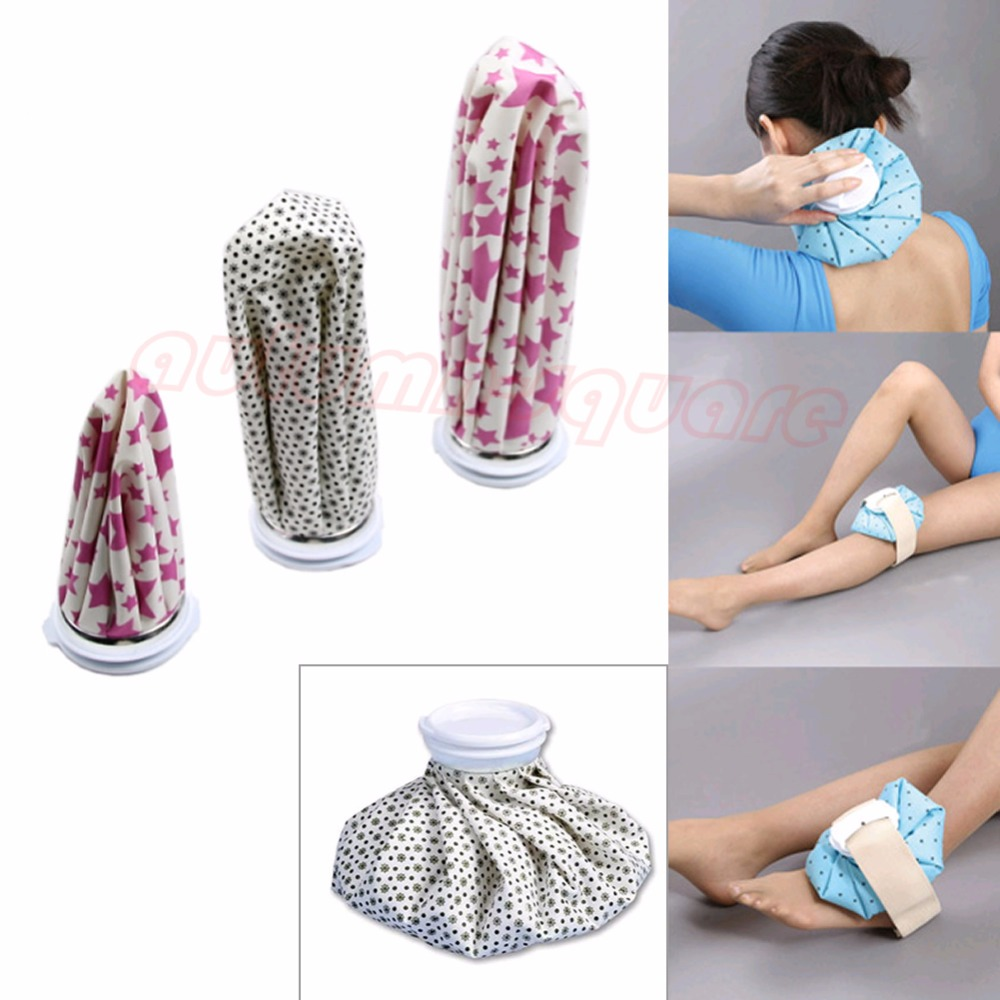3 Size Healthcare Sport Injury Ice Bag Cap Muscle Aches Relief Pain Cold Therapy Pack Hot In Massage Relaxation From Beauty Health On Aliexpress