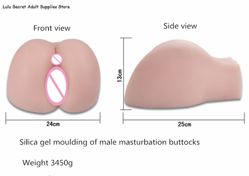 Beautiful buttocks with <font><b>65</b></font> angles for masturbation ass image