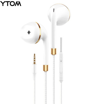 Earbud Headset Bass Stereo 1
