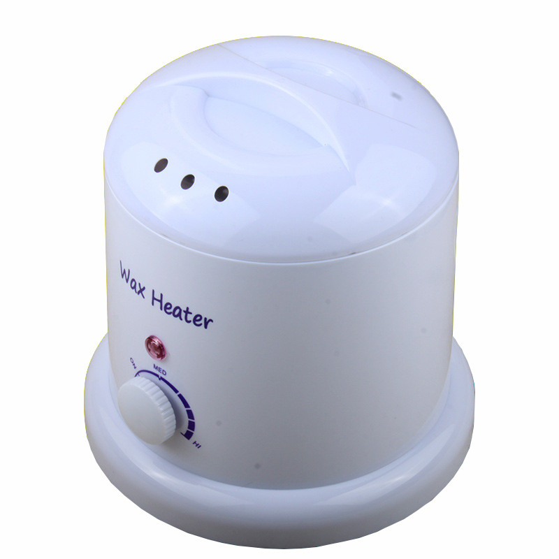 1000ml Professional Hard Waxing Beans Wax Heater Electric Round Wax Warmer Pot Epilator Depilatory Hair Removal Heating Tool