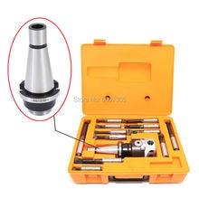 Набор инструментов для растачивания nt40 m16 адаптер с коническим
