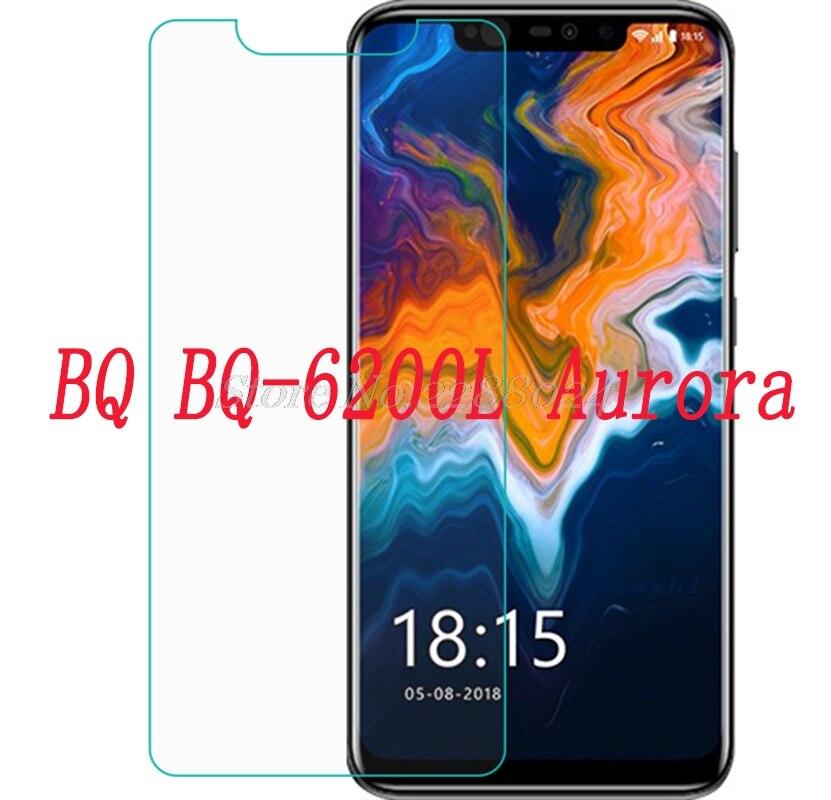 Защитное стекло для смартфона BQ, взрывозащищенное, 6,2 дюйма, 9H, закаленное стекло, защитная пленка Защитные стёкла и плёнки      АлиЭкспресс