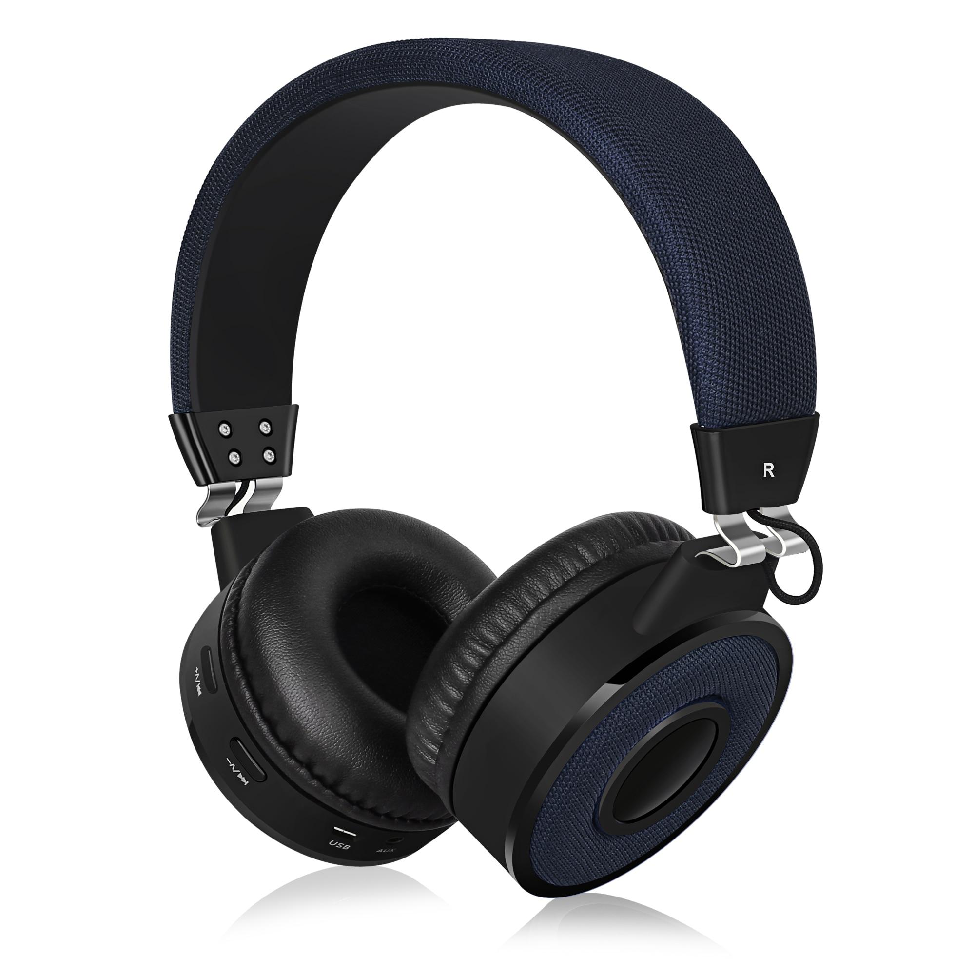 ZAPET BT-08 Drahtlose Kopfhörer Bluetooth4.1 Tuch Kopfhörer Stereo Headsets Bluetooth Kopfhörer mit Mikrofon für smartphone