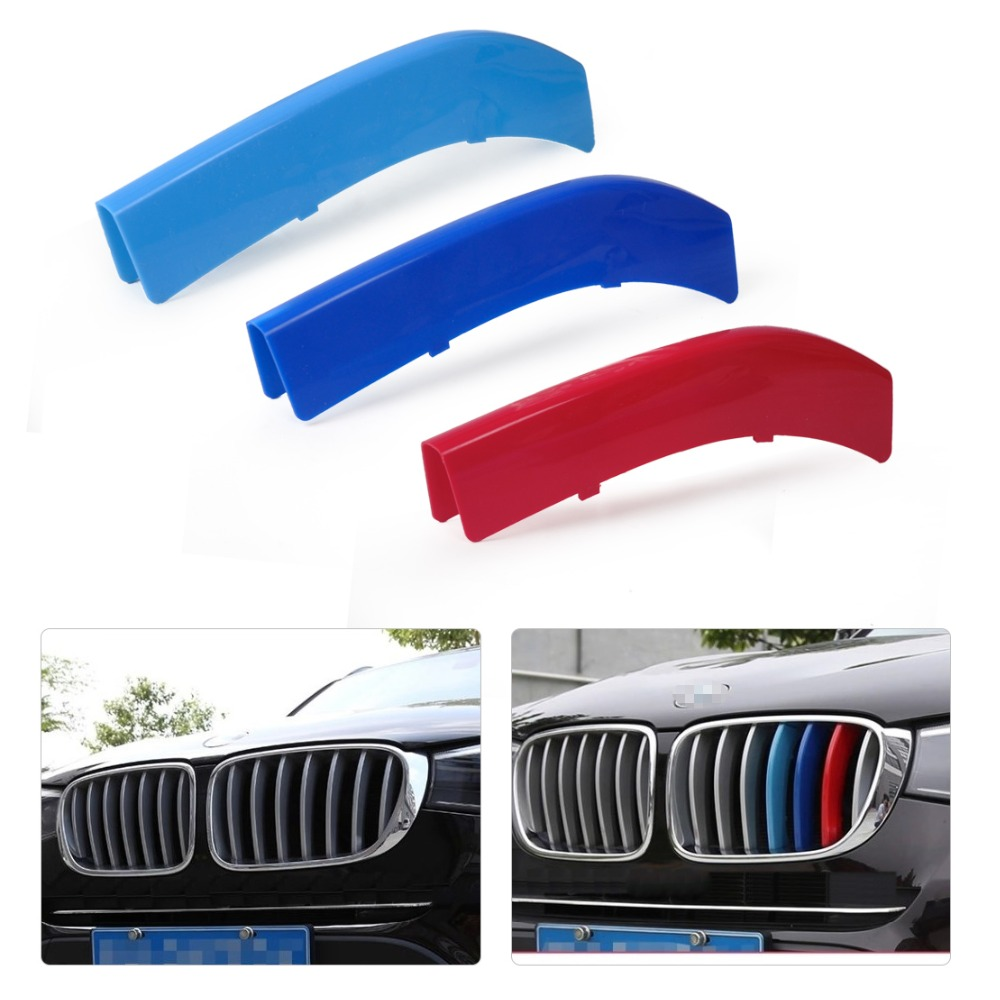 CITALL M Color Sport Front Plastic Kidney Grill Bar Cover Strip for BMW 5 Series F10 F18 10 Bars Axis Only 2014 2015 horton prostaglandins and the kidney paper only
