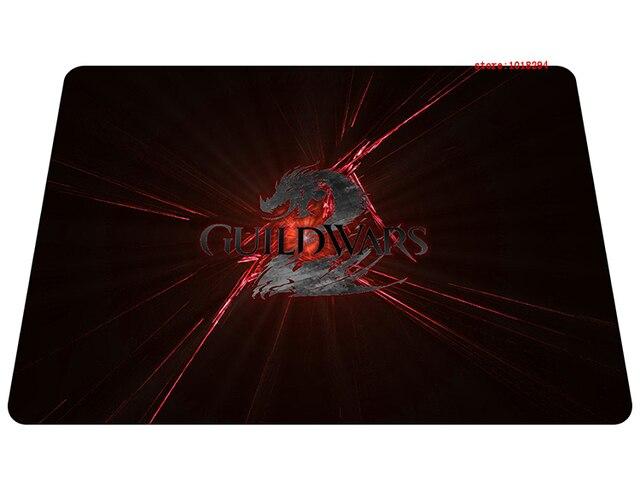 Guild wars tapis de souris peut être lavé gaming tapis de souris