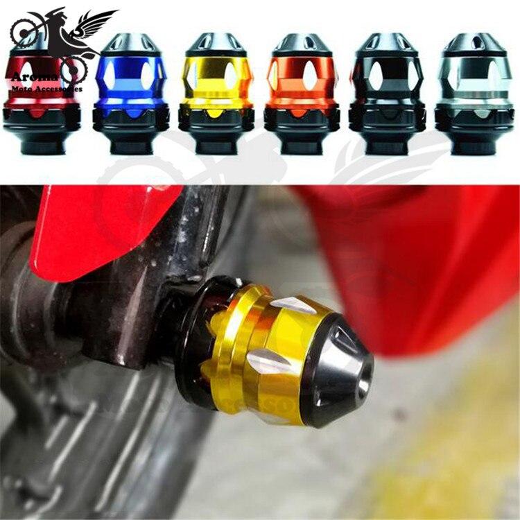 unviersal motorcykel crash beskyttere farverige motorcykel pude - Motorcykel tilbehør og dele