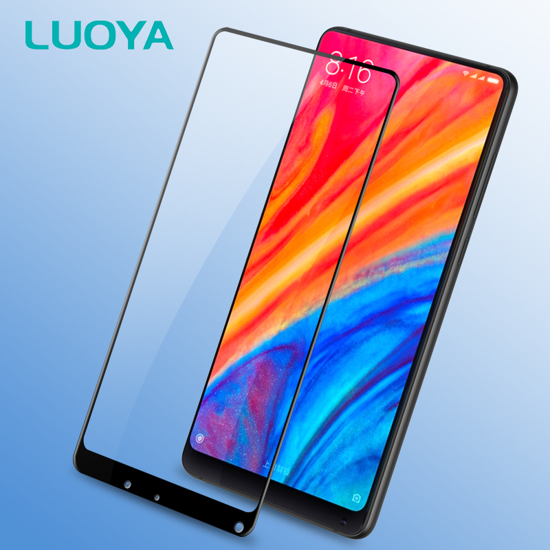 For Xiaomi Mi MIX 2S Mix2S Tempered Glass HD Full Cover Phone Screen Protector glass xiomi mi mix2s mix 2 s 3D protective film