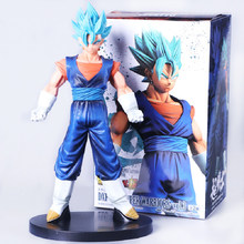 Anime japonês Dragon Ball Z DBZ Trunks Super Saiyan Goku Figura Preta DXF Vol. 2 Collectible Modelo(China)