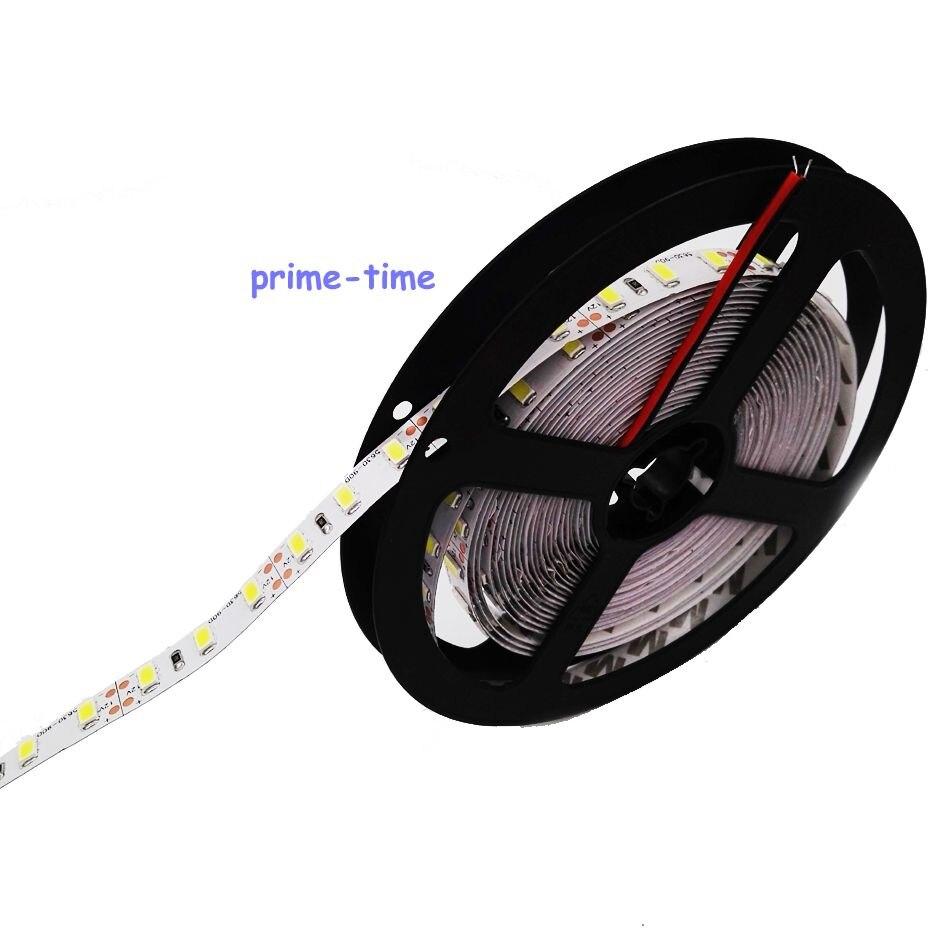 90 5 m 5630 tira CONDUZIDA levou/m IP20/IP67 à prova d' água, 12 v flexível 450 fita LED, 5630 LEVOU a fita, branco/cor branca morna
