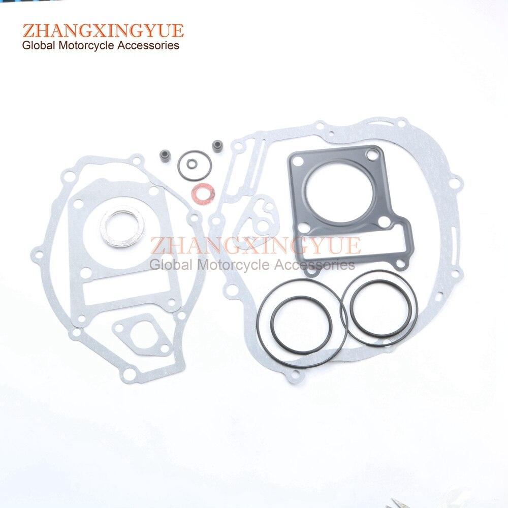 Motorcycle Engine Complete Gasket Set for YAMAHA XT 125 R / XT 125 X / YBR 125