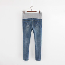 Maternity clothes pregnancy jeans Summer Winter Multi-style jeans care Pants for pregnant women Elastic waist pregnant overalls