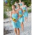 Barato Corto Gasa vestidos de Baile Vestidos de Longitud de La Rodilla Sweetheart Cremallera Volver Partido Vestido de Las Mujeres Personalizada