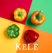 Sale!100 PCS 13 Varieties of Garden Vegetables and red Yellow Green Purple Black White Pepper Seeds,#3P4T44