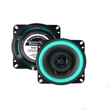 2 pcs PP 4 inch 402 Car coaxial speaker Auto Electrical System Speaker Horn Auto Horn Cheap Speaker Free Shipping