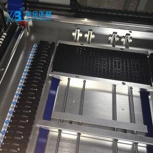 Image 4 - 자동 smd 마운터 led 전구 어셈블리 pick and place machine pcb 부품 장착 기계