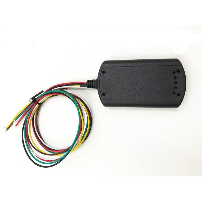 Цена за Новейшие грузовик сканер Adblueobd2 для Volvo евро 6 Adblue Эмулятор Авто удаления эмулятор с nox-датчика Поддержка dpf системы