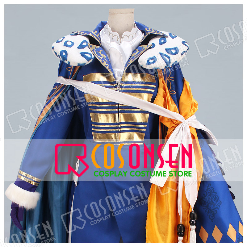 COSPLAYONSEN  B-PROJECT OP Tomohisa Kitakado cosplay costume full set adult costume