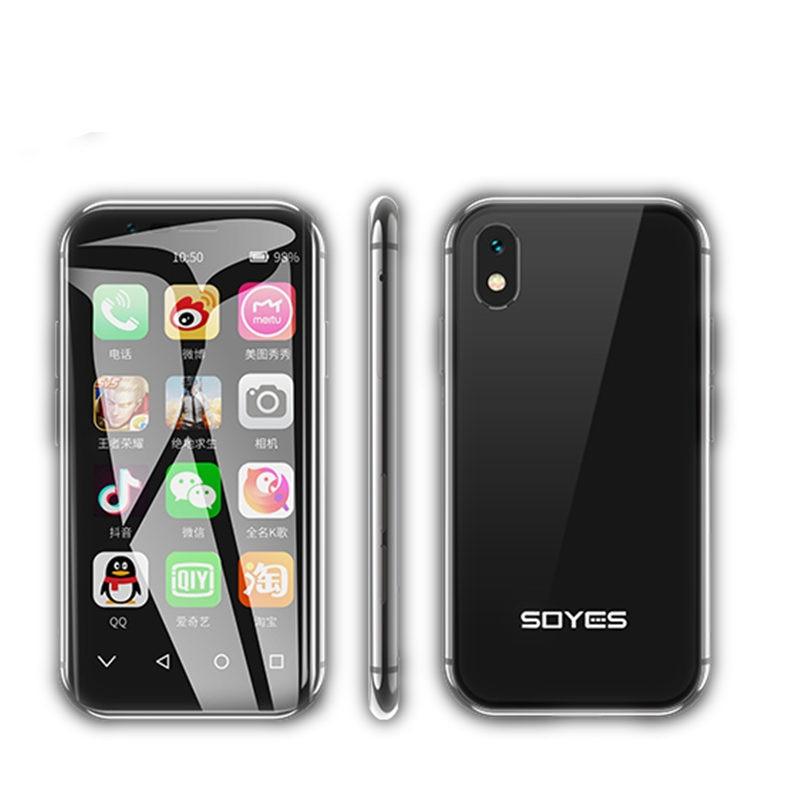 Aktiv Super Mini Smart Telefon Soyes Xs Mtk6737 3 Gb 32 Gb Android 6.0 Telefon 2 Gb 16 Gb Kleinste 4g Lte Handy Pk 7 S Melrose S9 Plus Feines Handwerk