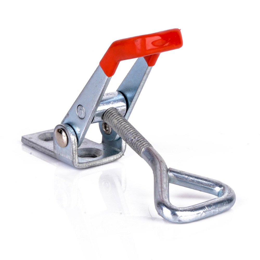 Quick clamp horizontal GH-4001 welding fixture clamping woodworking engraving machine clamping device 1pcs Сварка