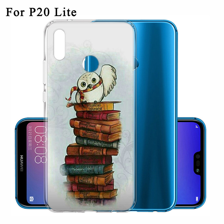 Huawei P8 Lite 2017 Wallpapers: Always Harry Potter Silicone Phone Case For Huawei P10 P20