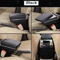 Caja apoyabrazos central caja apoyabrazos coche Para Ford Ecosport caja del contenido del Almacén con portavasos cenicero auto car accessories-estilo