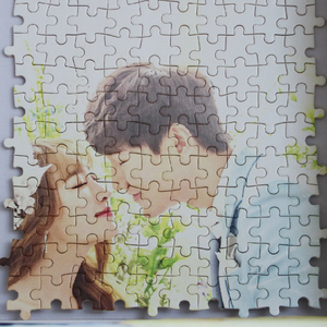 Image 5 - DDWE 1000 Pieces Photo Custom Wooden Personalized Jigsaw puzzle Full Square Picture DIY toys for Adults Decoration Collectiable